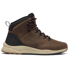 Columbia SH/FT WP Hiker Chaussures Homme, espresso ii/red jasper